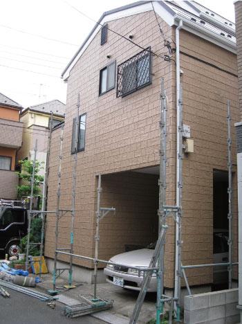 外壁塗装/完成3